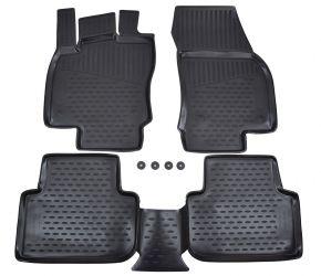 Autó gumiszőnyeg SEAT Ateca 2016-up  SUV  4 db