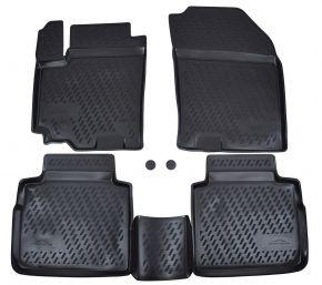 Autó gumiszőnyeg SUZUKI SX-4  2013-up  4 db