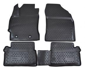 Autó gumiszőnyeg TOYOTA Auris 2013-up  4 db