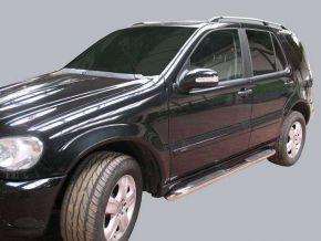 Rozsdamentes oldalsó keretek, Mercedes ML-Class W163