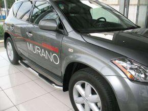 Rozsdamentes oldalsó keretek, Nissan Murano