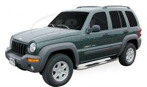Rozsdamentes oldalsó keretek, Jeep Cherokee 2001-2006