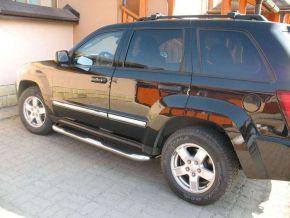 Rozsdamentes oldalsó keretek, Jeep Grand Cherokee 2005-2010