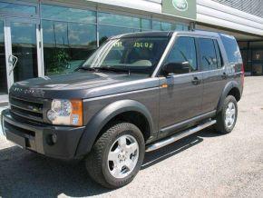 Rozsdamentes oldalsó keretek, Land Rover Discovery 3/4