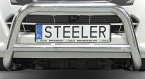 Steeler gallytörő rács RENAULT TRAFIC 2001-2014 Modell A