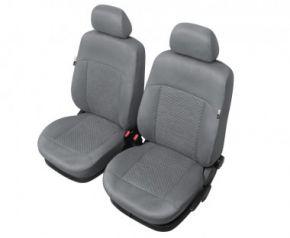 Autóhuzatok Citroen C4 Cactus Méretezett huzatok ARCADIA huzatok az első ülésekre galambszürke