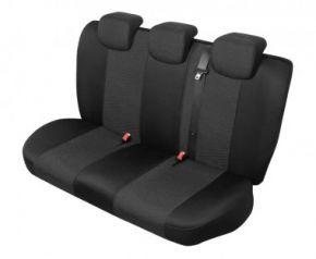 Autóhuzatok Mazda 6 II 2012-ig Méretezett huzatok ARES huzatok a hátsó ülésre fekete