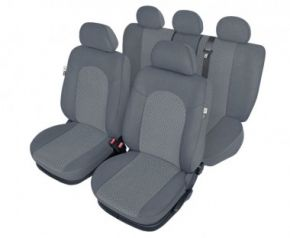 Autóhuzatok Fiat Idea Pólós védőhuzatok Az ATLANTIC Autóhuzatok galambszürke - készlet