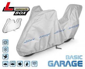 MOTORHUZAT BASIC GARAGE, HOSSZA 215-240 cm + LÁDAHUZAT