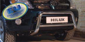 Steeler gallytörő rács Toyota Hilux 2007-2012 Modell U