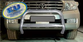 Steeler gallytörő rács Toyota Land Cruiser 200 2008- Modell U