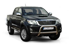 Steeler gallytörő rács Toyota Hilux 2005-2011-2015 Modell A