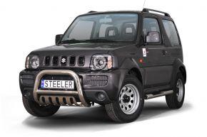 Steeler gallytörő rács Suzuki Jimny 2005-2012 Modell G