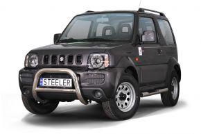 Steeler gallytörő rács Suzuki Jimny 2005-2012 Modell A