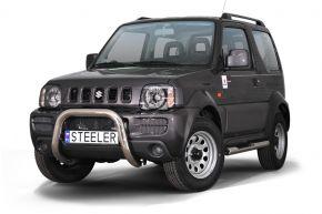 Steeler gallytörő rács Suzuki Jimny 2005-2012 Modell U