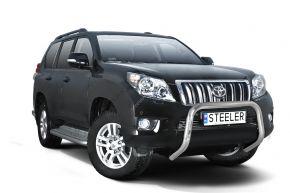Steeler gallytörő rács Toyota Land Cruiser 150 2010-2013 Modell U