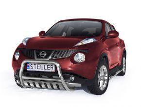 Steeler gallytörő rács Nissan Juke 2010- up Modell S