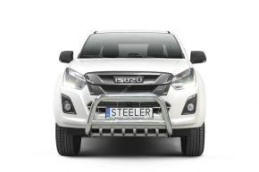 Steeler gallytörő rács ISUZU D-MAX 2012-2017- Modell G