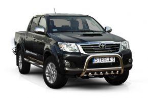 Steeler gallytörő rács Toyota Hilux 2005-2011-2015 Modell G