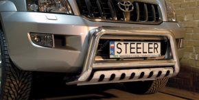 Steeler gallytörő rács Steeler Toyota Land Cruiser 120 2003-2009 Modell S