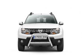 Steeler gallytörő rács Dacia Duster 2010-2014-2018 Modell A