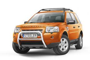 Steeler gallytörő rács LAND ROVER FREELANDER II 2007-2014 Modell A
