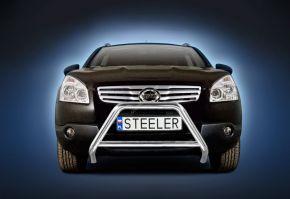 Steeler gallytörő rács Nissan Qashqai 2007-2010 Modell A