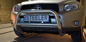 Steeler gallytörő rács TOYOTA RAV4 2006-2010 Modell A