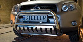 Steeler gallytörő rács TOYOTA RAV4 2006-2010 Modell S
