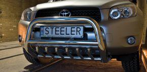 Steeler gallytörő rács TOYOTA RAV4 2006-2010 Modell G