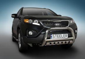 Steeler gallytörő rács Kia Sorento 2010-2012 Modell S