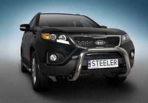 Steeler gallytörő rács Kia Sorento 2010-2012 Modell U
