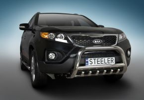 Steeler gallytörő rács Kia Sorento 2010-2012 Modell G