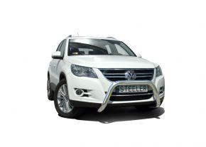 Steeler gallytörő rács Volkswagen Tiguan 2010- Modell U