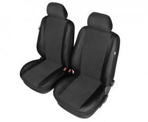 Autóhuzatok Mazda 6 II 2012-ig Méretezett huzatok CENTURION Autóhuzatok az elülső ülésekre fekete