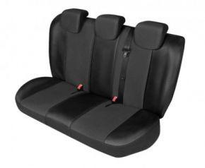 Autóhuzatok Citroen C4 Cactus Méretezett huzatok CENTURION huzatok a hátsó ülésre fekete