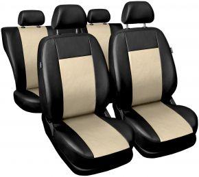 Univerzális üléshuzat Comfort bézs