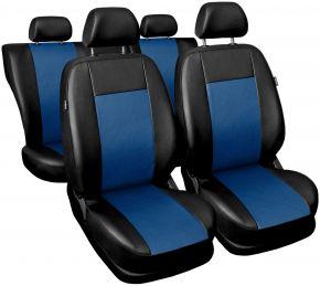 Univerzális üléshuzat Comfort kék
