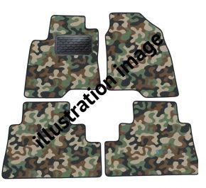Army car mats BMW E38 7 Series  1994-2001 4ks