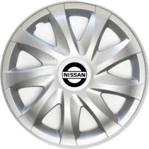"""Dísztárcsa NISSAN 13"""", DRACO 4 db"""