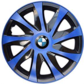 """Dísztárcsa BMW 14"""", DRACO kék 4 db"""