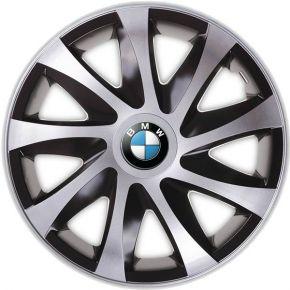 "Puklice pre BMW 15"", DRACO CS 4ks"