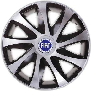 """Dísztárcsa FIAT BLUE 13"""", DRACO CS 4 db"""