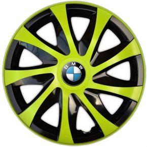 "Dísztárcsa BMW 14"", DRACO zöld 4 db"
