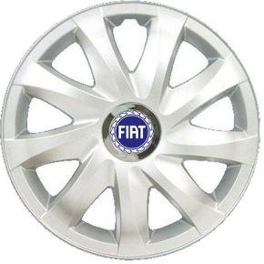 """Dísztárcsa FIAT BLUE 15"""", DRIFT szürke lakkozott 4 db"""
