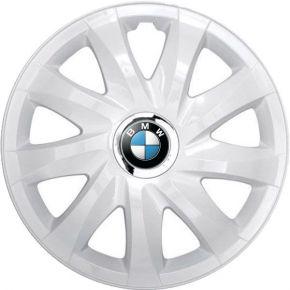 """Dísztárcsa BMW 14"""", DRIFT fehér lakkozott 4 db"""