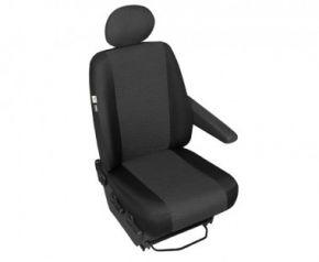 Autóhuzatok Fiat Scudo Méretezett huzatok ARES-DV1 az elülső, jobb oldali fotelre való huzatok