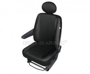 Autóhuzatok Fiat Scudo Méretezett huzatok CENTURION-DV1 az elülső oldali fotelre való huzatok