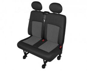 Autóhuzatok Fiat Scudo Méretezett huzatok Kétszemélyes díványra való PERUN–DV2 huzat