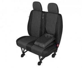 Autóhuzatok Fiat Scudo Méretezett huzatok Kétszemélyes díványra való ARES table–DV2 huzat